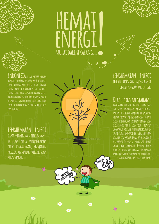 89 Foto Gambar Poster Energi Listrik Terlihat Keren