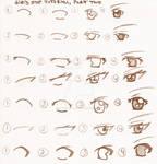 Girls Eyes Tutorial 2