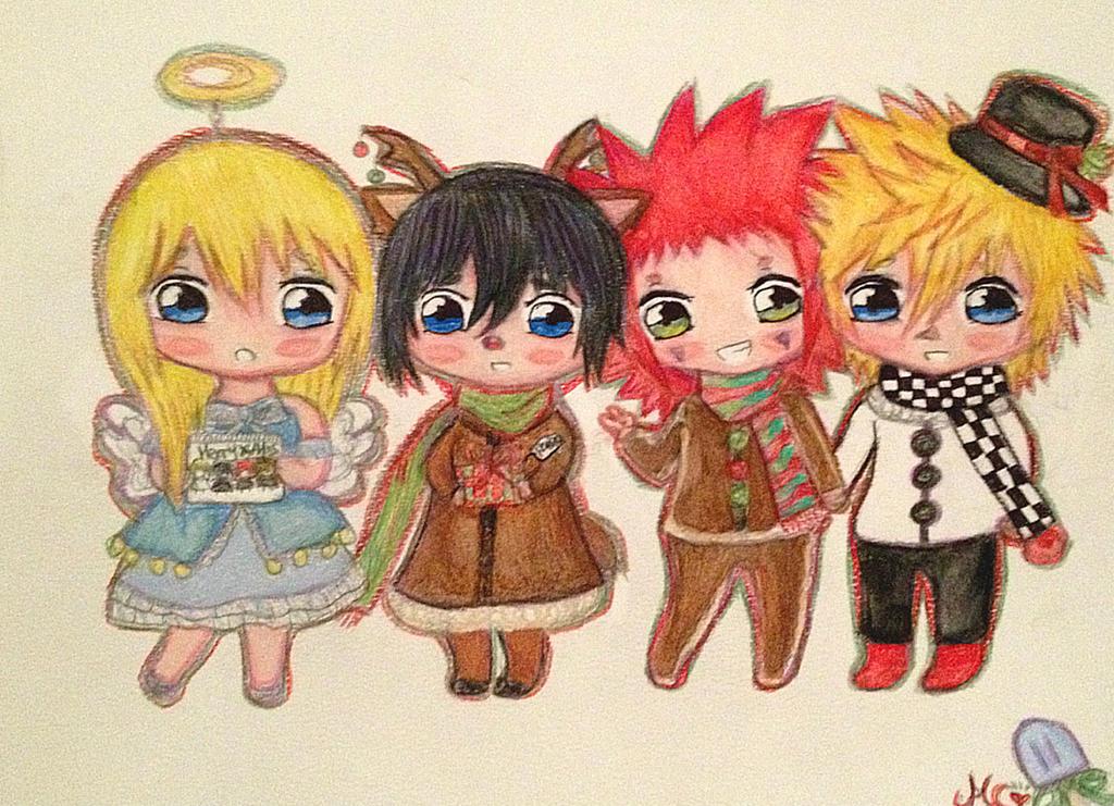 Merry Cuties! by kiyoshi-seishin