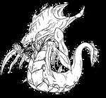 Hydralisk doodle WIP