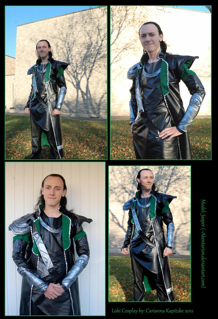 Loki Cosplay 2012 by kiki-alura-reikai