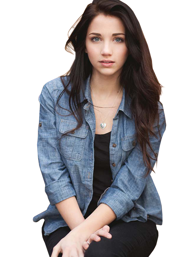 Emily Rudd PNG by Theiosist on DeviantArt
