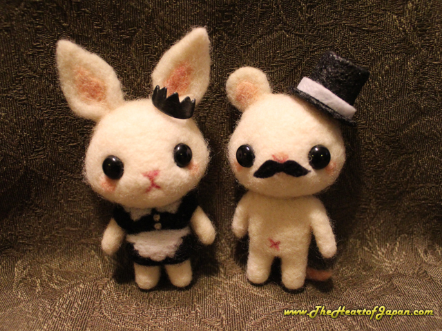 Custom Dolls by TheHeartofJapan