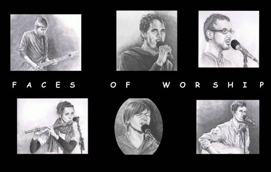 Faces of Worship