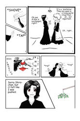 Bleach:  A Mistletoe Gift pg 2 by Dwellin