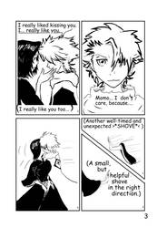 Bleach:  A Mistletoe Gift pg 3 by Dwellin