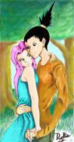 Shikamaru and Sakura