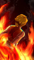 Born from Fire and Ash by Sarn-Elyren