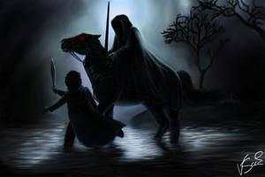 A Knife In The Dark by saftkeks13