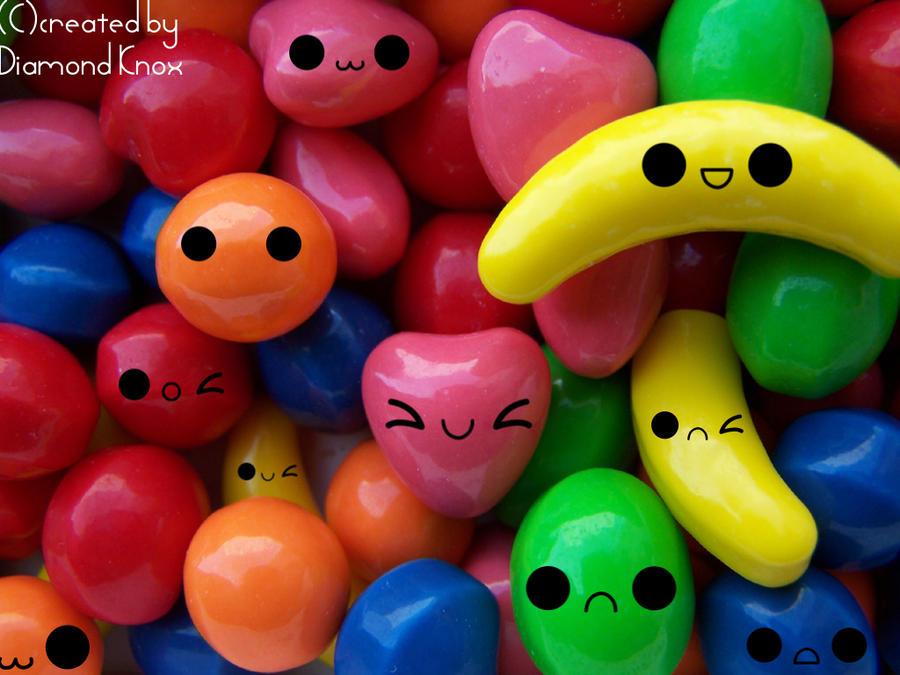 Kawaii candy by Ladydiamond301 on DeviantArt