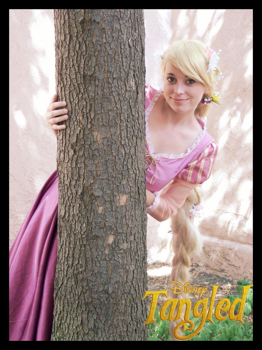 Rapunzel by tangledinthread