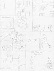 crappy pencilled stick figure2 by aerozord