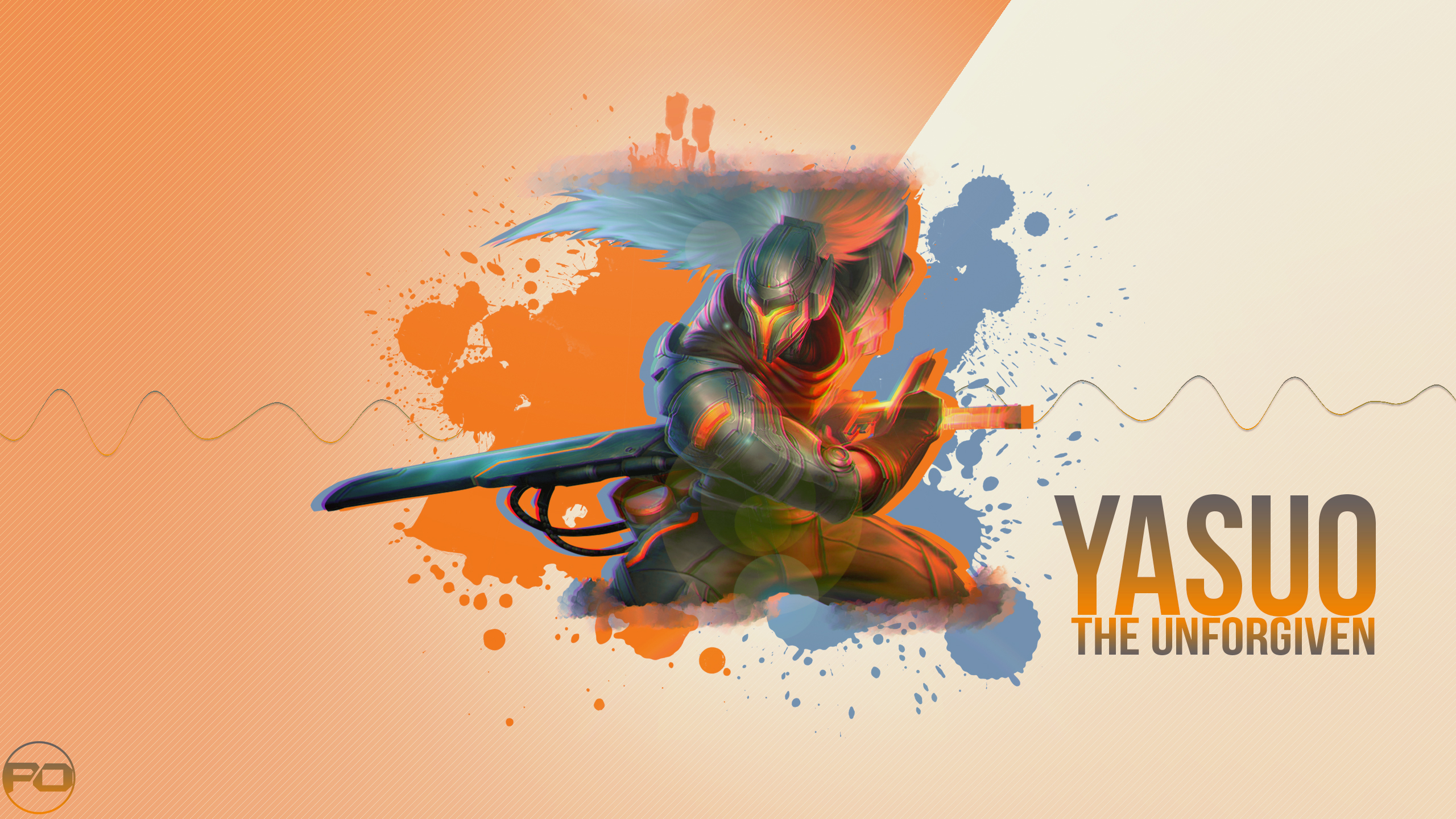 Project Yasuo wallpaper l 2560 x 1440 by PobbleD on DeviantArt