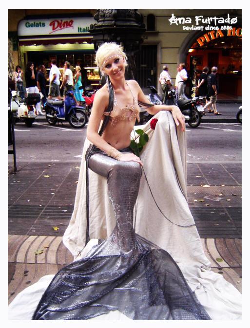 Urban Mermaid. by LilMissTake