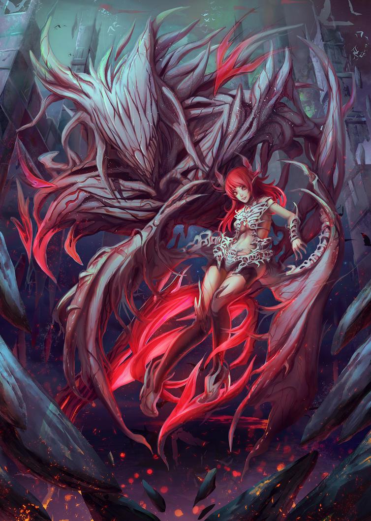 Necromancer by kinohara-kossuta
