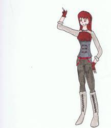 Crimson Cerise v2 Design
