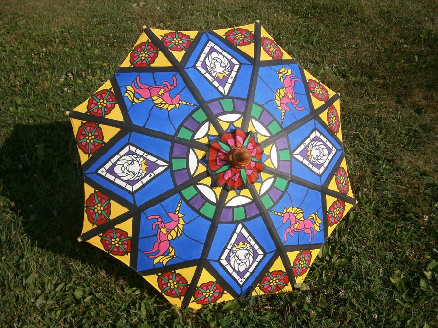 Kalumbrella by Merwenna
