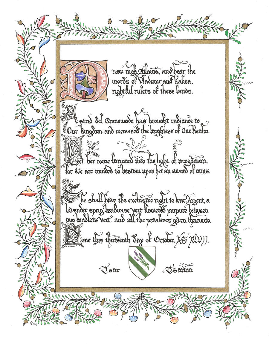 Astrid's AoA by Merwenna