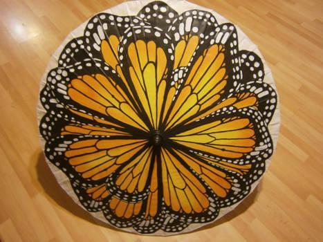 Butterfly Parasol