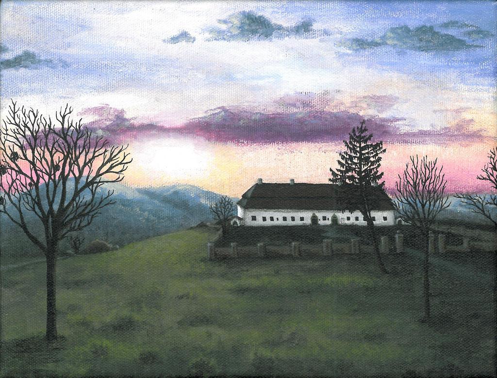 A nagyhaz by Merwenna