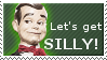 Goosebumps Movie Stamp - Let's Get Silly! by gersbermps