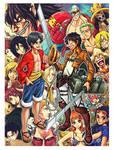 Shingeky no One Piece