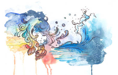Oceans by TremblingBlueStars