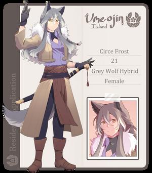 [UI] Circe Frost