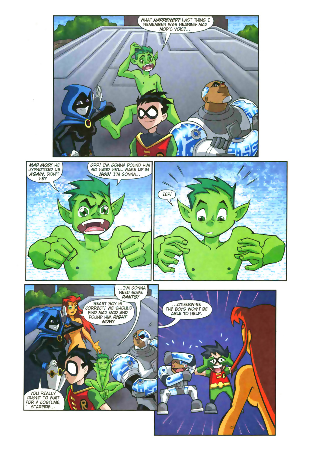 Teen Titans Naked City - Nude Moives