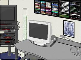Pixel-Behausung - screen by XoRe3k