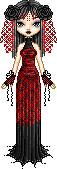 Pixel Doll Contest Example by Blackrosenaruto