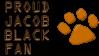 Jacob Black stamp by Blackrosenaruto