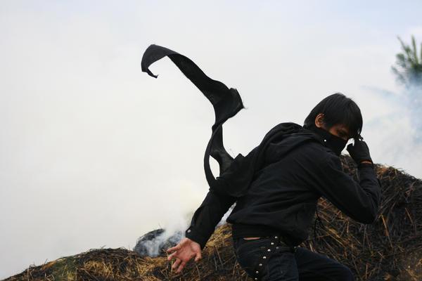 Ninjaaa by arya-poenya-stock