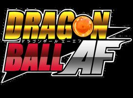 Dragon Bal AF Toyble Logo V2 by jeanpaul007