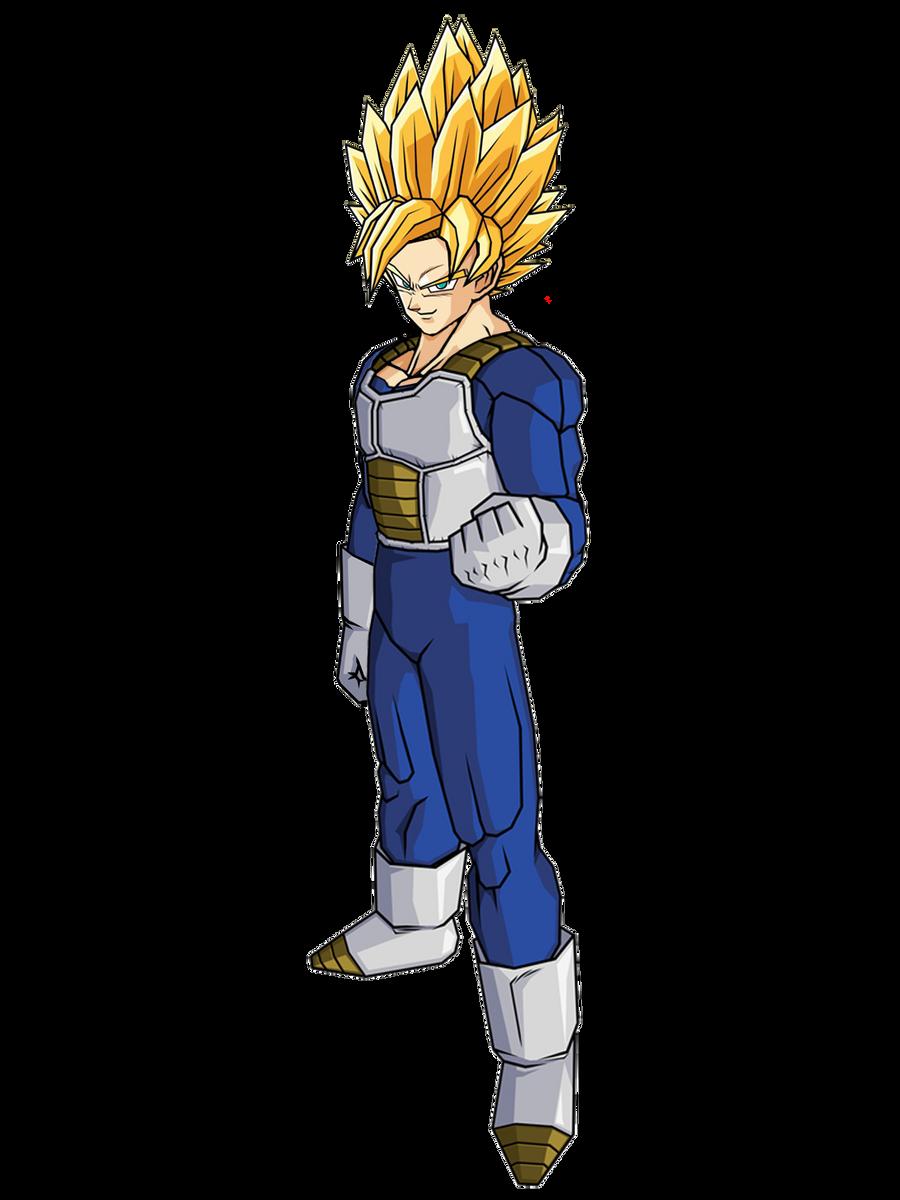 Goku SSJ Saiyan Armor by jeanpaul007 on DeviantArt