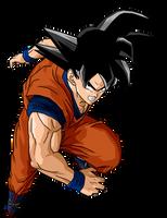 Goku End V2 T.A. by jeanpaul007