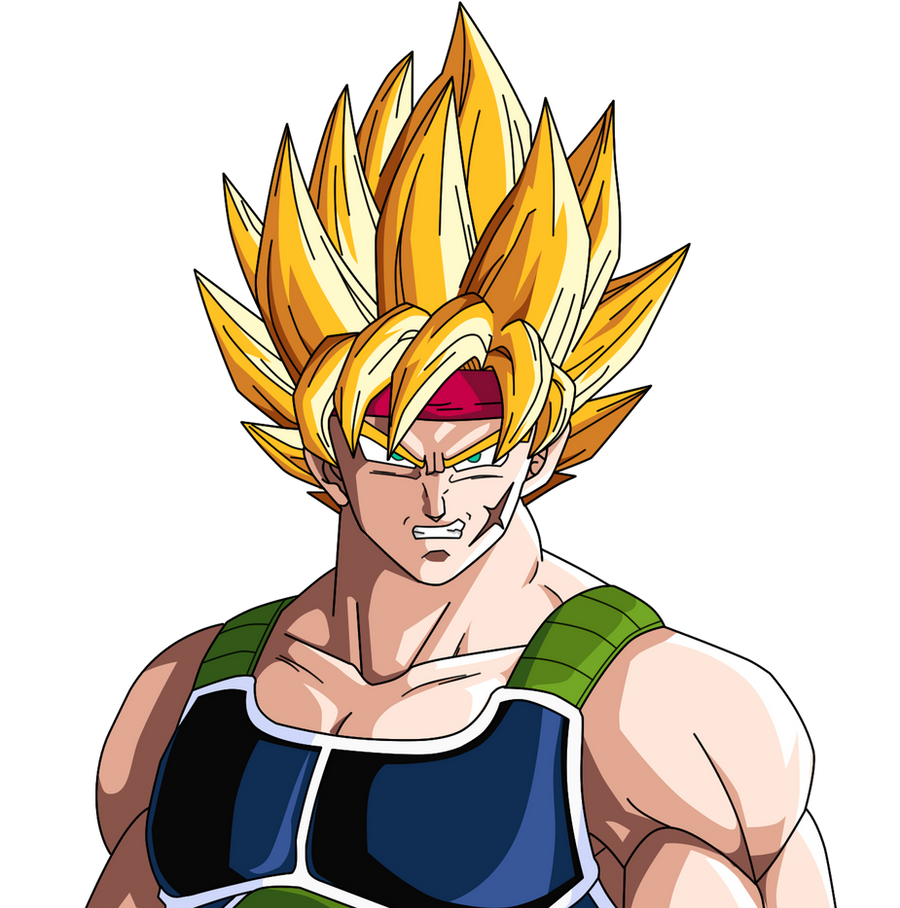 Bardock SSJ DBH Portrait by jeanpaul007 on DeviantArt