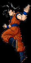 Goku End T.A. by jeanpaul007