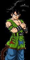 Goku AF T.A. by jeanpaul007