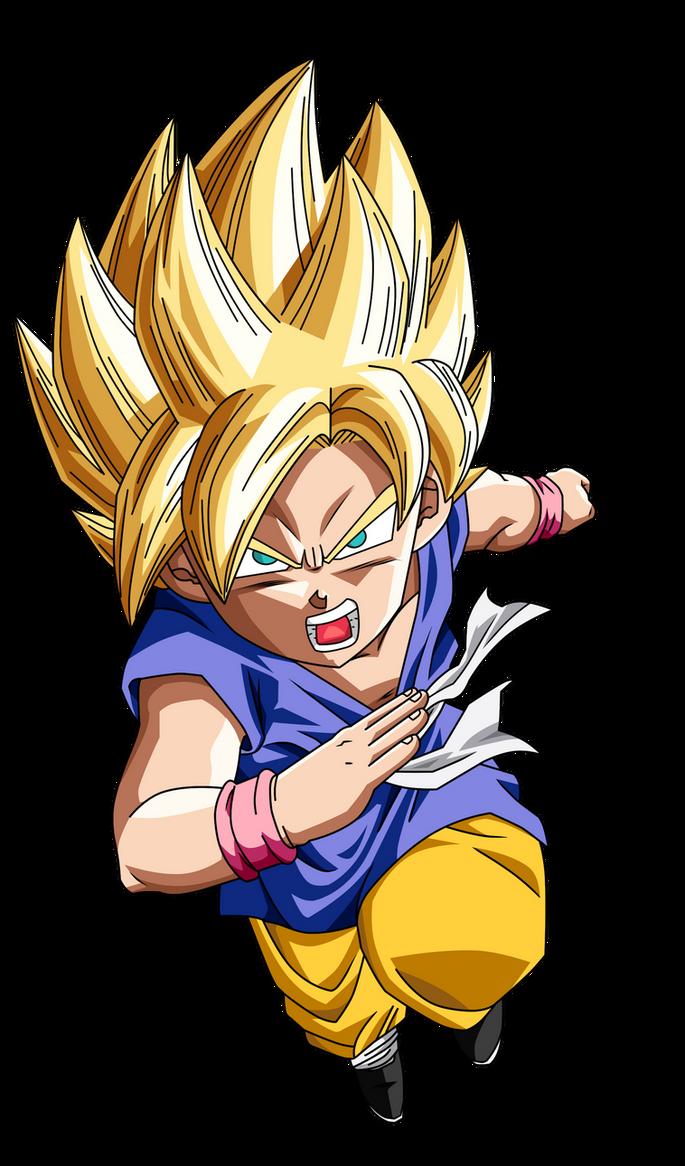 Goku Gt Ni 241 O Ssj Taringa