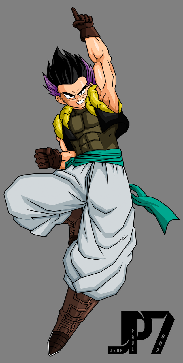 Adult Gotenks T.A. by jeanpaul007