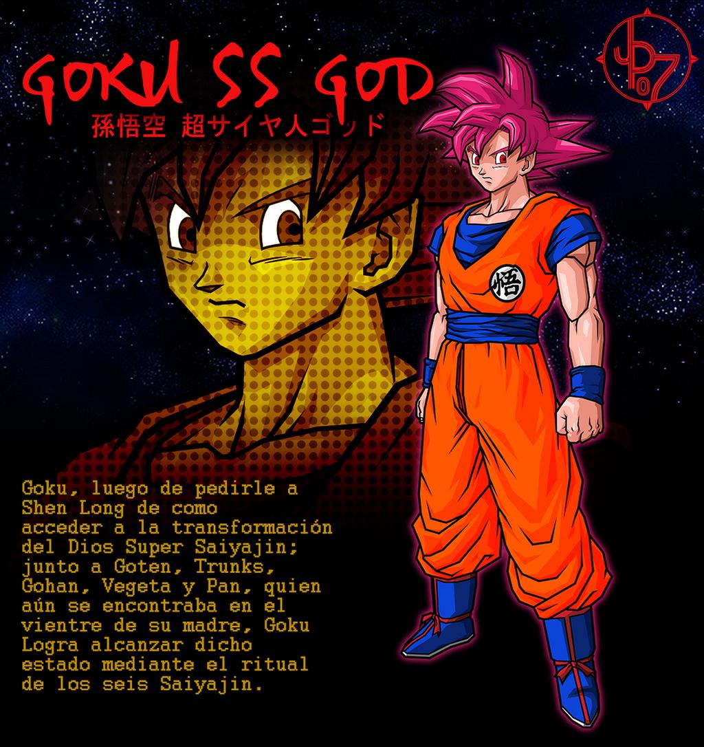 goku dios super saiyajin bt3 artbox by jeanpaul007 on
