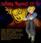 Future Trunks SSJ DBS BT3 Artbox