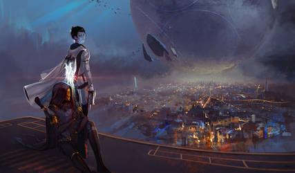 Destiny 2 by YanhHyung