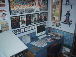 Mi Estudio - My Workplace