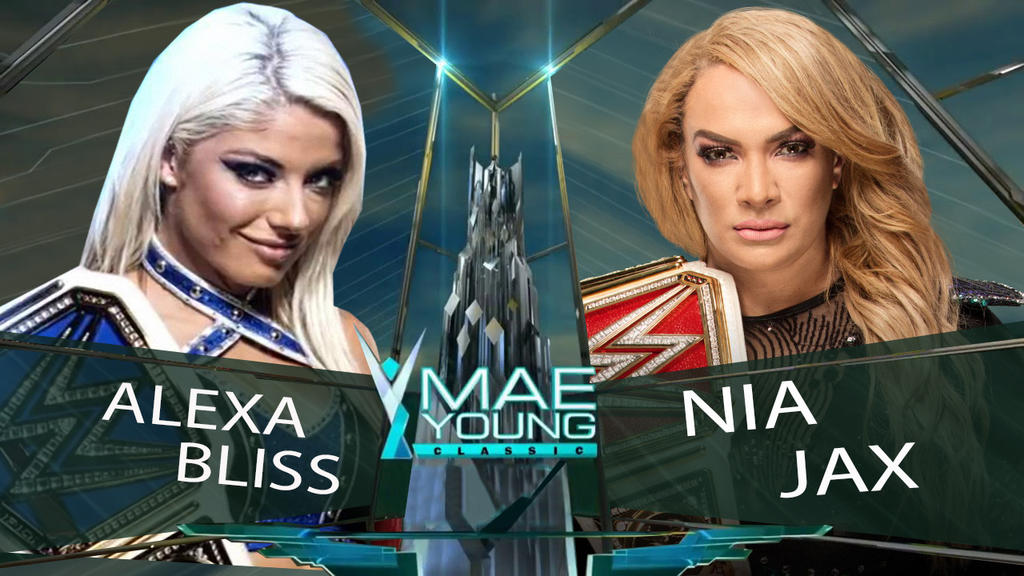 Mae Young Classic Match 1 by BLACKrangers123