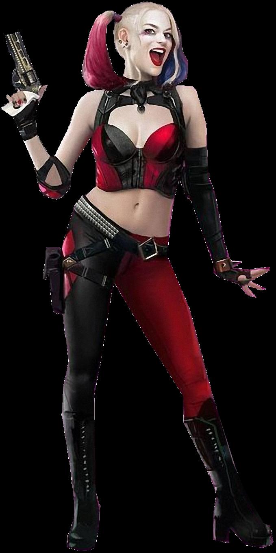 Harley Quinn Bird Of Prey New 52 Attire By Blackrangers123 On Deviantart