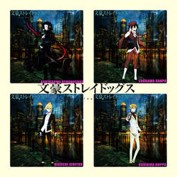 Bungou Stray Dogs : Pack N-2