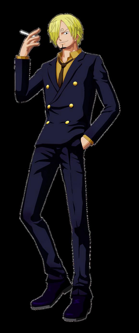 One Piece : Sanji Render N-1
