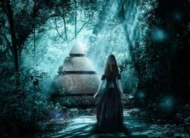 Darkside Walker by Yraine